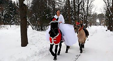 Невеста зима  3